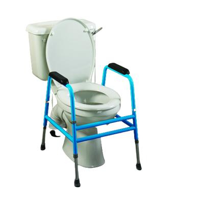 the image shows the children's toilet frame