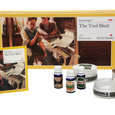 The Tool Shed Scentscape