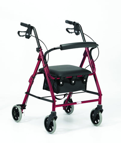 the latest 23f34 53ad7 100-Series-Four-Wheel-Rollator 102 X-Small