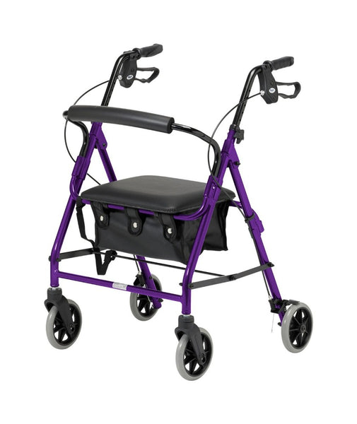 100-Series-Four-Wheel-Rollator 102 X-Small