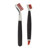 the image shows OXO Deep Clean Brush Set