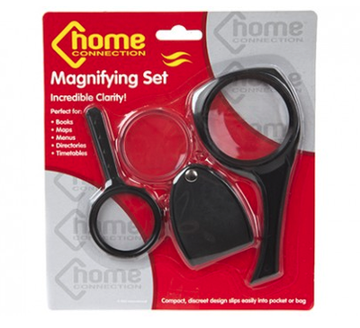 Travel Magnifying Set