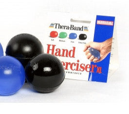 TheraBand Hand Exerciser - Black