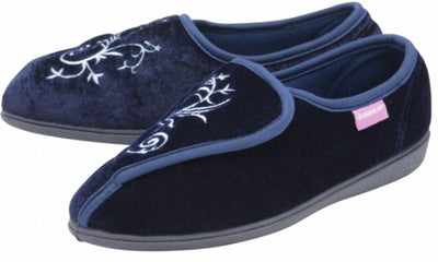 the image shows the elena slippers