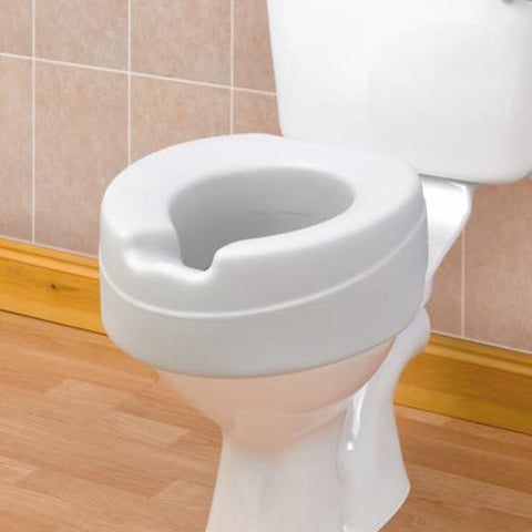 Comfort Comfyfoam Raised Toilet Seat