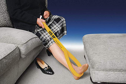 Leg-Up Leg Lifter Yellow