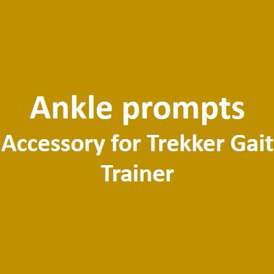 Ankle Prompts - Accessory for Trekker Gait Trainer
