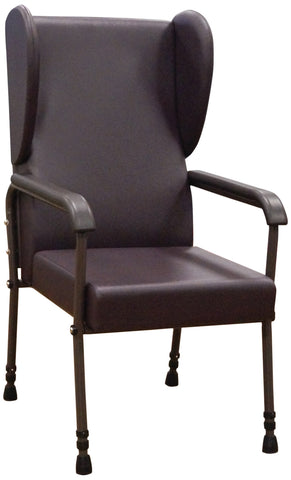 Flat Pack Chelsfield High Back Chair