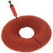 Inflatable Ring Cushion - Red with Pump