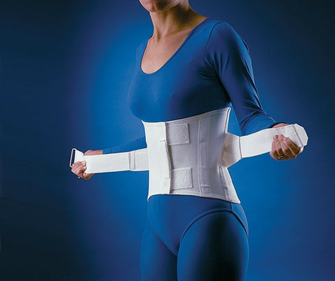 Dual-Back-Support Small