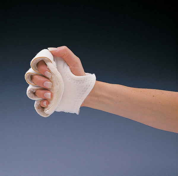 Positioning-Splint-Palm-Protector-with-Finger-Separators Left