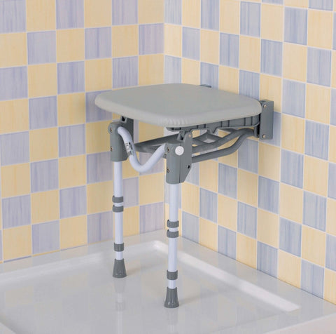 Homecraft-Tooting-Wall-Mounted-Padded-Shower-Seat Standard