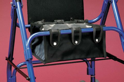 Under-Seat-Bag-for-Four-Wheeled-Rollator Under Seat Bag for Four-Wheeled Rollator