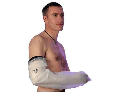 Adult-Arm-Cast-Protectors Half Arm