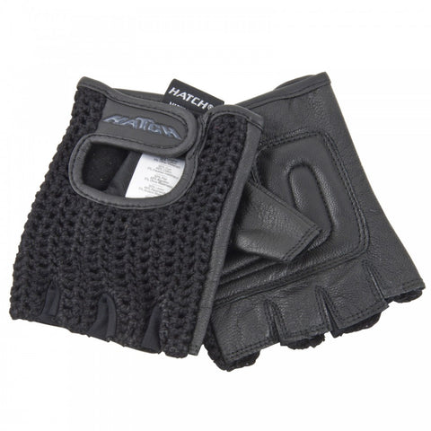 All-Purpose-Padded-Mesh-Wheelchair-Gloves---Black Small