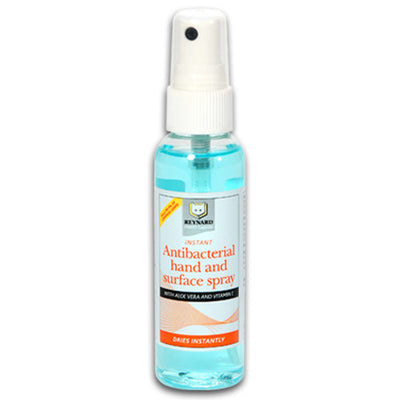 Instant Antibacterial Hand and Surface Spray - 60ml