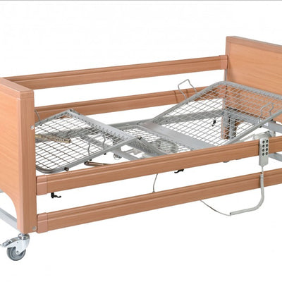 the image shows the casa med classic fs bed