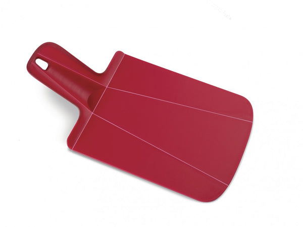 the image shows the josephjoseph chop 2 pot folding chopping board in small