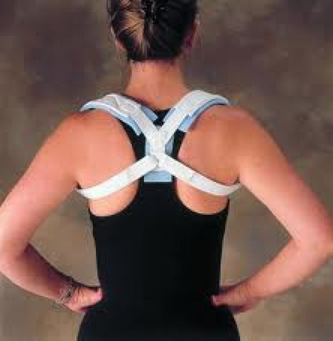 Heavy-Padded-Clavicle-Support X-Small