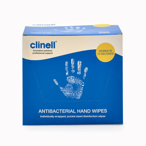 Clinell-Antibacterial-Wipes Clinell Antibacterial Wipes