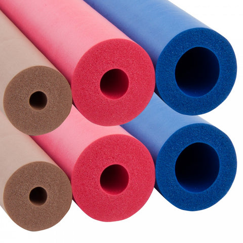 Coloured-Foam-Tubing--(pack-of-6) Blue 2.9cm/19mm