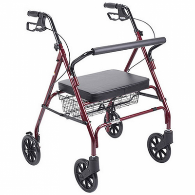 Extra-heavy-duty-rollator One size