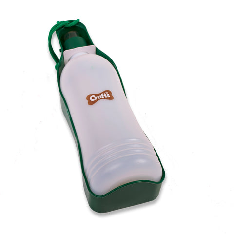 Crufts-Travel-Pet-Water-Bottle One