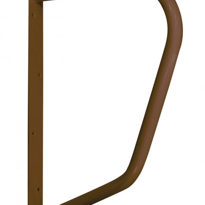 D-shape-rail Brown