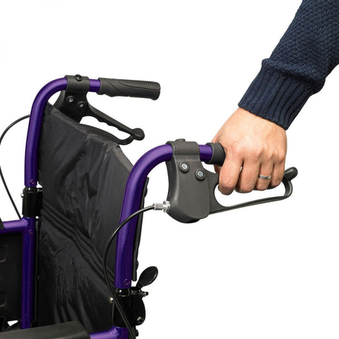 Escape Lite Wheelchair Wide (51cm)