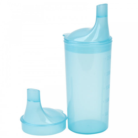 Drinking-Cup-with-Two-Lids Green