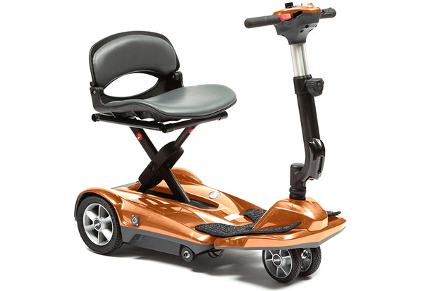 Curlew Dual Wheel Auto Fold Scooter