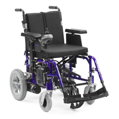 The image shows the Energi Powerchair