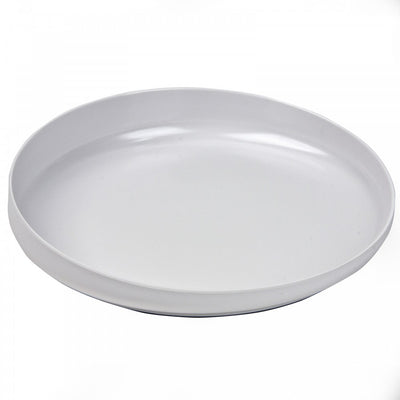 The image shows the etac tasty plate in white