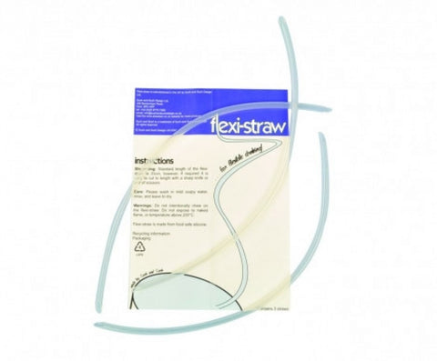 Flex-Straw Pack of 3
