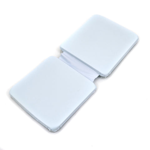 Foam-Padded-Bath-Cushion White