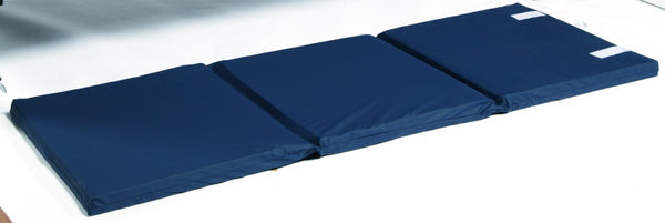 the image shows the folding crash fallout mat