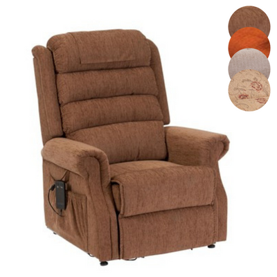 Serena Waterfall Back Rise & Recline Chair