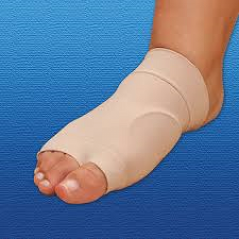 Gel-Bunion-Sleeve Gel Bunion Sleeve - Small (Single)