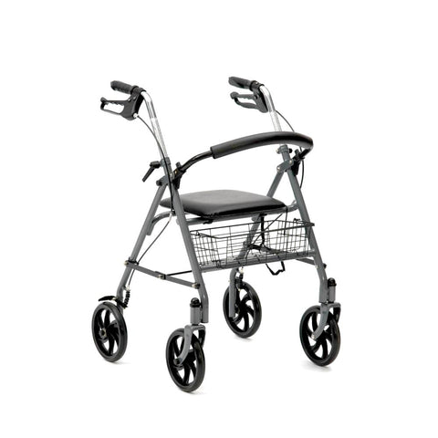 Greyhound-4-Wheel-Rollator One size