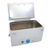 Heat Pan 28 litre Deep Hinged Lid