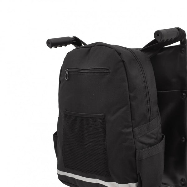 The image shows the Deluxe Lined Wheelchair Bag