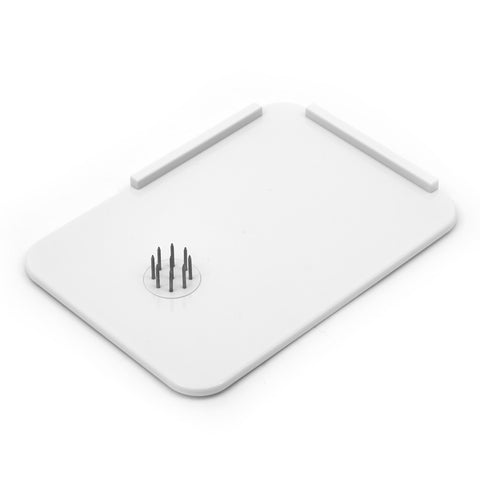Homecraft-Plastic-Spreading-Board-with-Spikes White