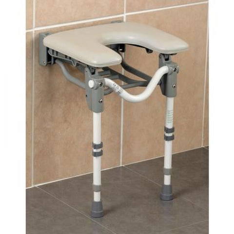 Homecraft Tooting Wall Mounted Shower Seat