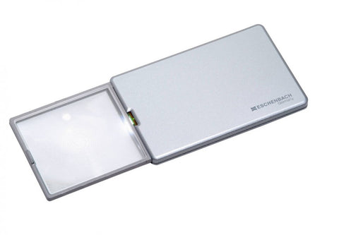 Illuminated-Pocket-Magnifier 3x Magnification