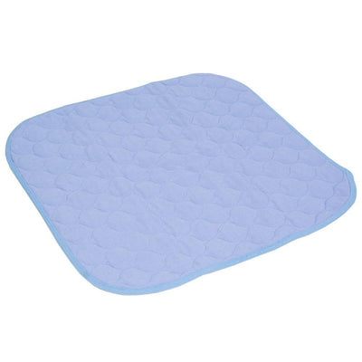 The image shows the Kylie Chair Pad in blue