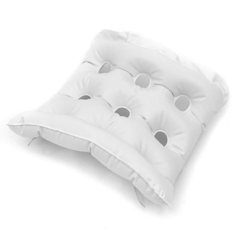 Inflatable-Bath-Cushion White
