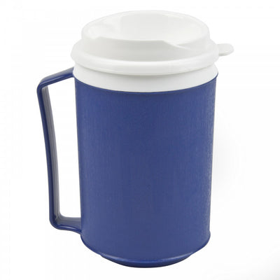 Insulated-Thermo-Mug Blue