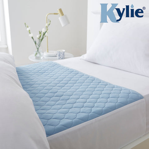 Kylie Bed Pad - Blue