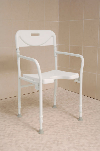 Folding-Shower-Chair Folding Shower Chair