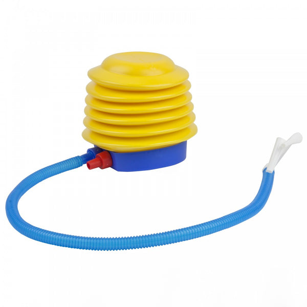 The image shows the Mini Foot Pump for Inflatable Basin